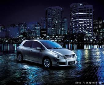 Поставит ли Toyota на Corolla и Auris двигатель 3,5 литра?