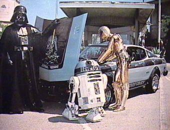 "Toyota Celica GT 1977 ""Star Wars"""