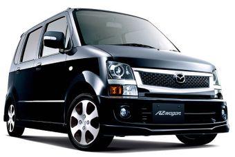 Обновленный Mazda AZ-Wagon выходит в Японии.