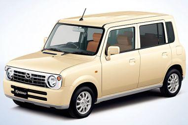 Mazda Spiano немного обновили