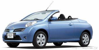 Кабриолет Nissan March C+C вскоре появится на японском рынке.