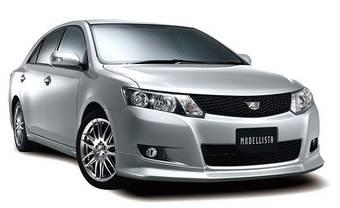Toyota Modellista International подготовила аэро-кит для нового поколения Toyota Allion.