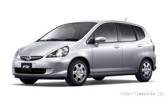 Компания Honda добавила две новые комплектации для Honda Fit.