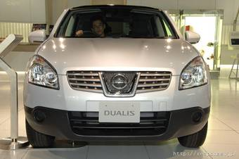Nissan инвестирует в увеличение объемов производства Nissan Qashqai.