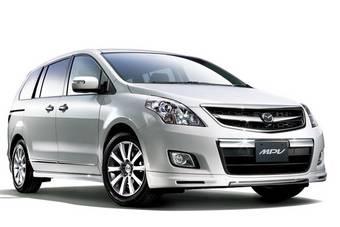 Mazda MPV в аэроките «Bright Stylish M's Custom» представлена на внутреннем рынке Японии.