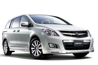Mazda E&T выпускает Mazda MPV в новом аэроките