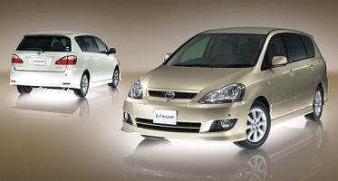 Toyota подготовила новую комплектацию Toyota Ipsum