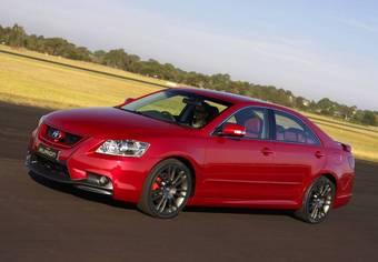 TRD готовит спортивную версию седана Aurion для австралийского рынка.