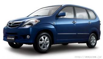 Daihatsu Xenia будет продаваться в Китае.