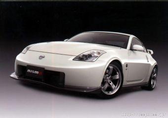 Nissan Fairlady Z «Version NISMO Type 380RS» всего 300 авто с полным тюнингом от NISMO будут проданы в Японии.