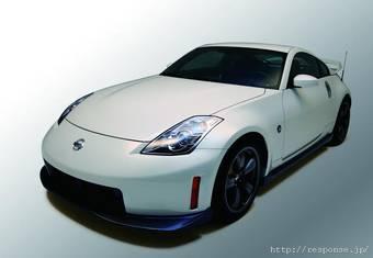 Autech Japan подготовила для США особую комплектацию Nissan 350z.