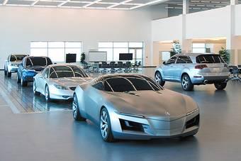 Продажи автомобилей марки Acura на японском рынке откладываются до 2010 года.