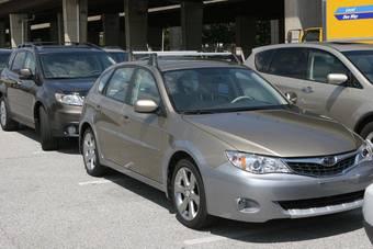 Новое поколение Subaru Outback готовится в США.