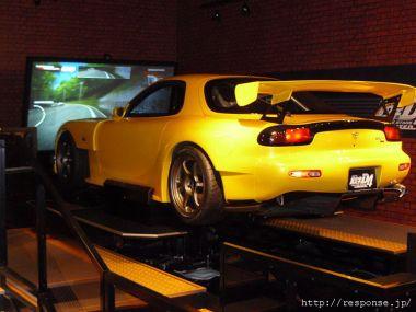 Реальные авто-аркады в Японии