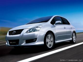 Toyota представила долгожданный 280-сильный автомобиль Toyota Blade.