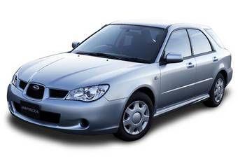 Subaru отзывает некоторое количество автомобилей марки Impreza.
