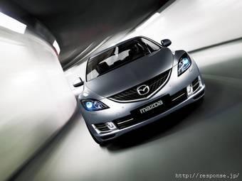 Новая Mazda6 дебютирует уже в сентябре текущего года.
