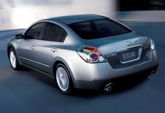 Компанией Nissan произведено 3 000 000 автомобилей модели Nissan Altima.