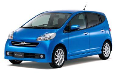 Daihatsu выпускает обновленную модель Daihatsu Sonica