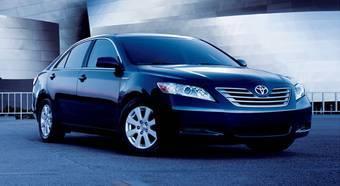 Toyota Camry вошла в десятку самых безопасных автомобилей, стоимость которых в США не превосходит $25 000.