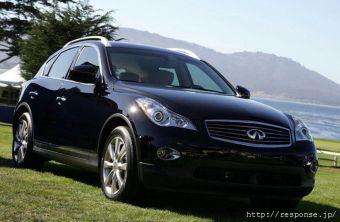 Компания Nissan планирует уже в будущем году начать продажи Infiniti EX35 в России.