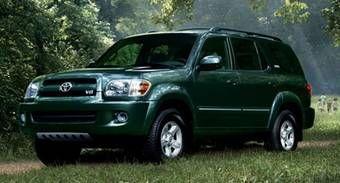Toyota Sequoia 2007 года выпуска показала результат в  533 124 отозванных автомобиля.