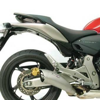 Новый глушитель от американской компании Micron, выпускающей тюнинговые детали для мотоциклов, не только снижает расход топлива, но и ускоряет реакцию мотоцикла на открытие газа.