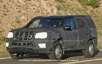 Автомобильные папарацци сделали снимки нового поколения Honda Pilot во время неофициальных тестов этого автомобиля повышенной проходимости.