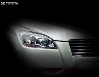 Toyota X-Seater - «универсальный» Mark X.