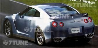 Японский журнал «Car Top» опубликовал впечатления от закрытого тест-драйва нового спорт-кара Nissan GT-R.