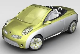 Концепт-кар Micra Colour + Concept должен отразить все усовершенствования, которые получит новое поколение автомобилей Nissan Micra.