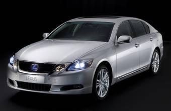 Новый Lexus GS450h будет представлен на Франкфуртском автосалоне.