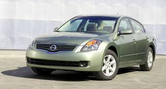 Автомобили Nissan Altima скоро можно будет увидеть в Южной Корее.