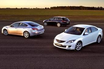 Официальная премьера Mazda6 состоится 11 сентября в рамках Франкфуртского автосалона.