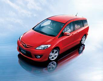 Продажи обновленной Mazda Premacy в Японии начались 7 сентября.