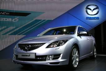 Mazda6 2008 модельного года получит новый бензиновый двигатель объемом в 2,5 литра, мощность которого составит 170 л.с.