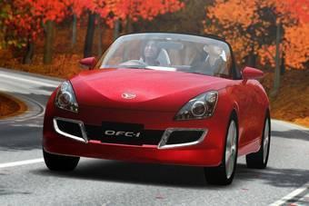 Новый малогабаритный спортивный кабриолет по рассчетам компании Daihatsu должен понравится взрослой аудитории.