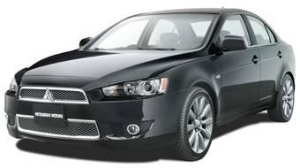 Mitsubishi Galant Fortis с успехом продается в Японии.
