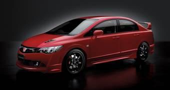 Honda Civic Mugen RR. Продано.