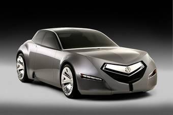 На снимке показан Advanced Sedan Concept компании Acura. Возможно, именно так и будут выглядеть автомобили брэнда в 2020 году.