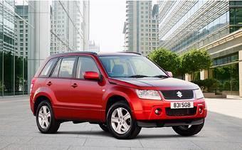 К концу десятилетия в России будут производиться автомобили Suzuki Grand Vitara.