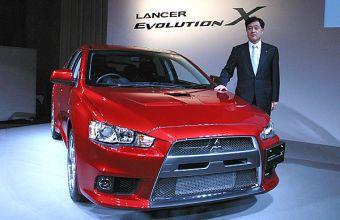 В Японии состоялся дебют спортивного автомобиля Mitsubishi Lancer Evolution X.