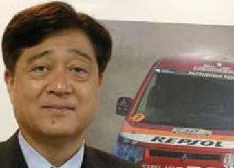 Руководитель компании Mitsubishi Осаму Масуко.