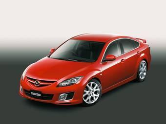На Токийском автосалоне будет показан не только хэтчбэк Mazda Atenza Sport, но и другая, более «спортивная» версия Mazda Atenza.