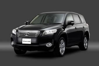 Продажи Toyota Vanguard в дебютный месяц превысили ожидания в 3,2 раза.