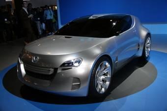 Honda активно готовится к возрождению Honda CR-X.