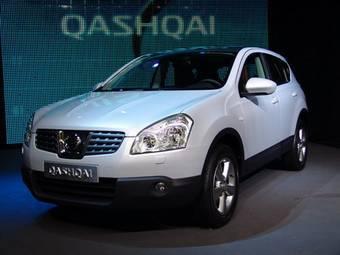 Кроссовер Nissan Qashqai вышел в полуфинал европейского конкурса «Автомобиль года 2008».