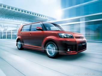 Новый автомобиль Toyota Corolla Rumion представлен в Японии.