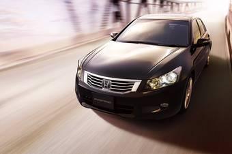 Прототип Honda Inspire 2008 будет представлен на Токийском автосалоне через две недели.