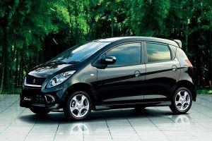 Suzuki выпустила турбированную Cervo